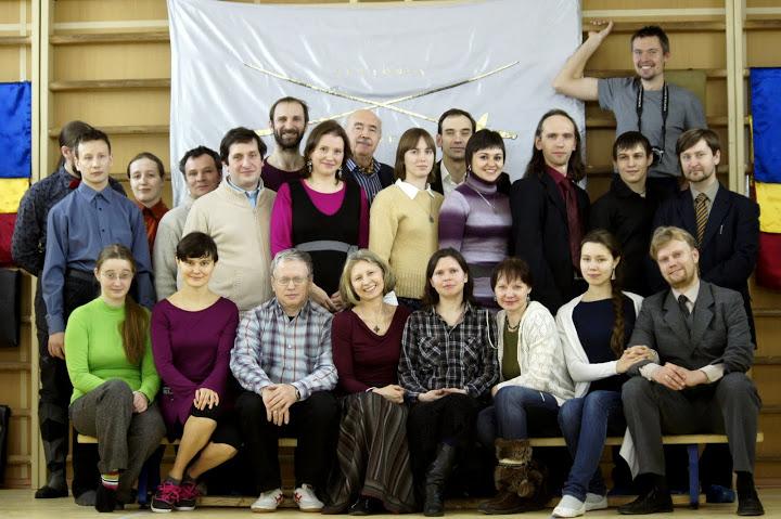 18. Общая фотография Святки 2010