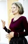 Речь на открытии Святочного вечера 2013. Алина Тулякова. Фото: Анастасия Волкова
