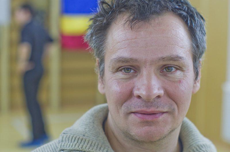 21.Руслан Каприлов, мэтр исторического фехтования