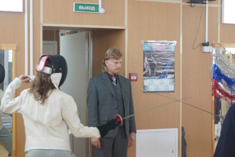 Судья Артем Шабанов, руководитель студии