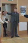 Укол был! - показывает боковой судья Артем Шабанов