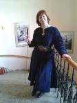 Берегулина Александра Евгеньевна - преподаватель пластики и жонгляжа в школе