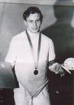 Шеремет Михаил, победитель первого турнира им. Гагарина в г. Фрунзе (Бишкек), Киргизия