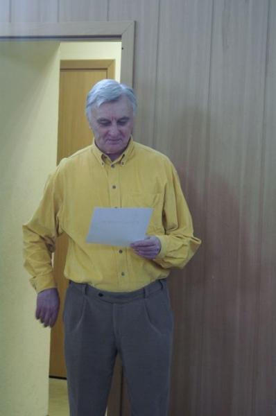 6.Грамота вручена в благодарность В.Ф.Ждановичу за поддержку СПбФК.